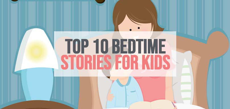 top 10 bedtime stories for kids