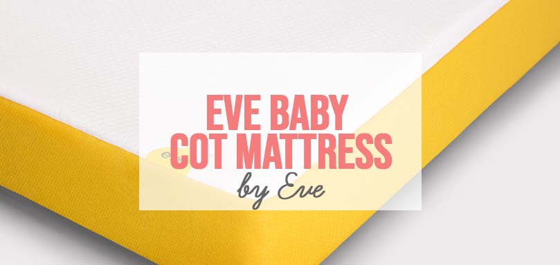 an image of eve baby cot mattress