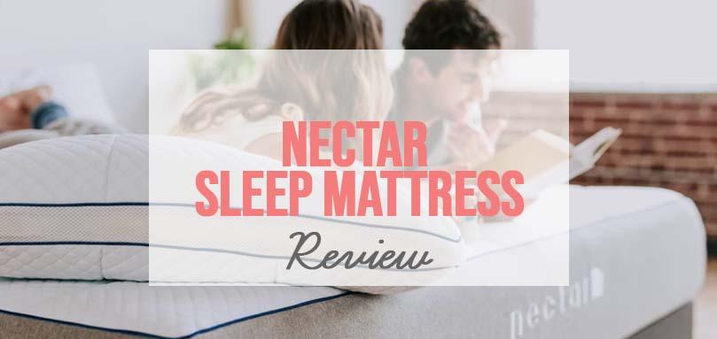 a review of nectar sleep mattress