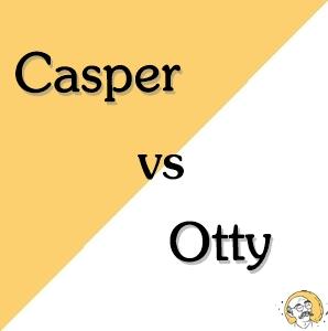 casper vs otty