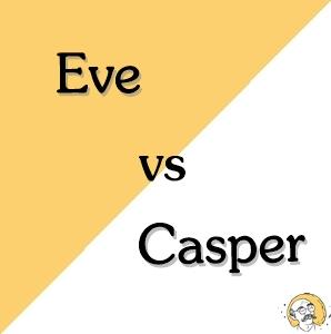 eve vs casper
