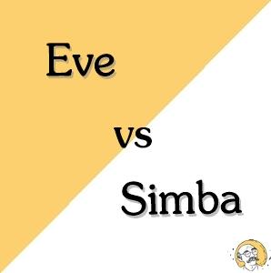 eve vs simba