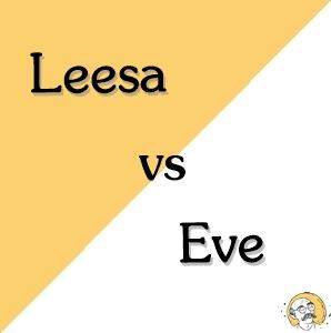 leesa vs eve