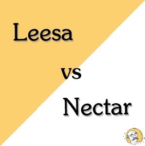leesa vs nectar