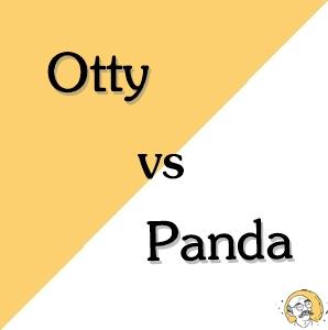 otty vs panda