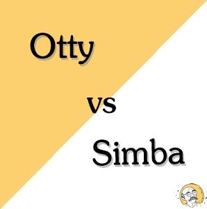 otty vs simba