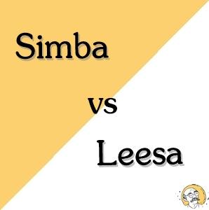 simba vs leesa