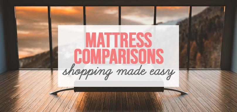 Mattress Comparisons