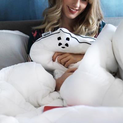 Small product image of Panda Cloud Duvet