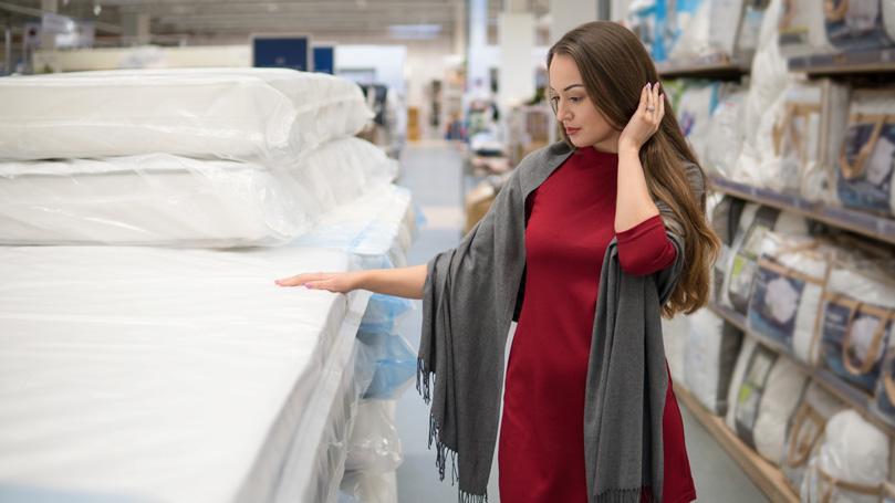 browsing for a cheap mattress