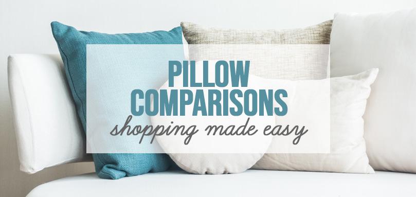 Pillow Comparisons