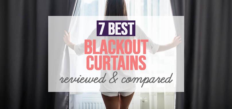 7 Best Blackout Curtains