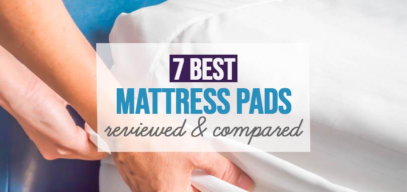 7 best mattress pads
