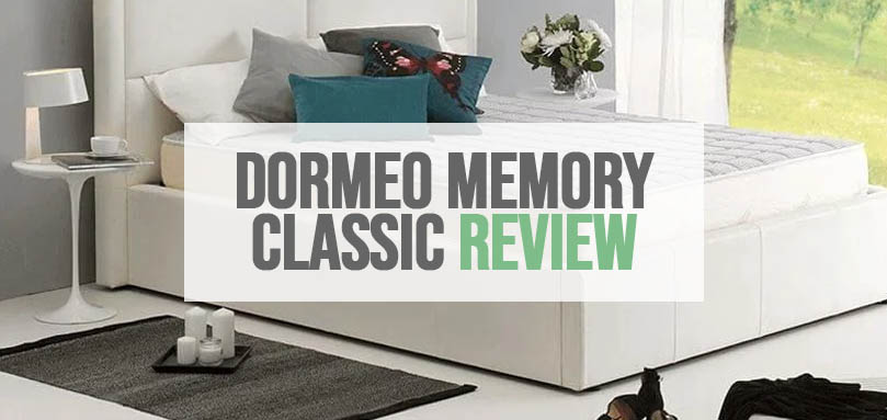 Featured image for Dormeo Memory Classic Mattress Review