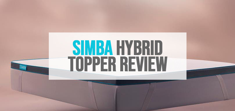 Featured image for Simba Hybrid Topper Review